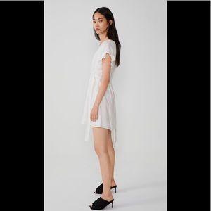 Zara Black Bow Dress